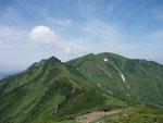 ニセイカウシュッペ山「アンギラス」・平山から