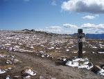 白雲岳分岐・北海岳へ