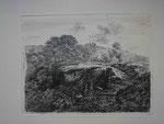Charmier 2, Le paysage au rocher, daté 1843
