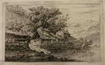 Charmier 5, Les maisons alignées au bord de l'eau, 1847, (BM lyonRes Est 28211).
