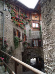 Blumenschmuck in Bondone