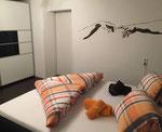 Vorderes Schlafzimmer Nr.1