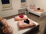 Hinteres Schlafzimmer Nr.2