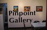 会場風景(東京 青山 ・Pinpoint Gallery)