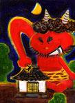 「鬼のひとつまみ」摂津の国・龍泉寺(不明)「宇治拾遺物語」