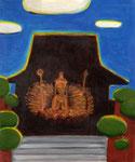 「葛井寺の観音さん」毎月18日のみ開帳される、千眼千手観音座像。 西国三十三ケ所のひとつ。
