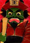 「閻魔法王」京都・六堂の辻~千本閻魔堂 「小野篁作、閻魔法王像」