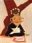 「付喪神」京都・東寺宝輪院「付喪神絵巻」