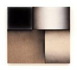 Fusion Ⅰ, 2015, oil, alkyd, acrylic on white-hemp,  black-hemp, cotton-hemp, canvas, 98.1×108×6.2cm(38.6×42.5×2.4 in),  available