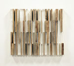 半立体 4  / Semi-object #4 , 2013, acrylic plate, plywood, adhesive, H62.2×W71.5×D5 cm(H24.5×W28.1×D2 in)