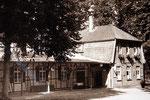 Das Schützenhaus 1914
