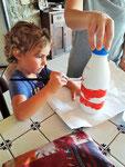 Lisore di Cerignale (PC)     19 agosto  - Giornata del Merlo