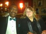 Silvester 2011 mit Tommie Harris