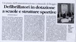 Il Quotidiano, 15 maggio 2009