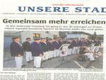 Westdeutsche Allgemeine Zeitung (WAZ) - Siedlerfest Tackenberg