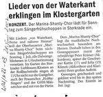 Westdeutsche Allgemeine Zeitung (WAZ) - Juni 2007