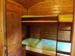 Schlafzimmer (Etagenbett)