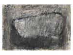 """Wiegenlied"", 2003, Acryl, Kreide auf  Malpappe, 20 X 30 cm, Henning Bertram, WVNr. 219 (Datei img0109.jpg)"