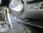 トヨタ イスト 室内前席周辺の嘔吐物汚れおよび使用汚れの車内クリーニング(清掃・洗浄・シミ抜き)後の写真16