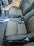 トヨタ イスト 室内前席周辺の嘔吐物汚れおよび使用汚れの車内クリーニング(清掃・洗浄・シミ抜き)後の写真34