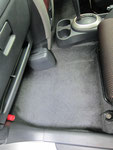 トヨタ イスト 室内前席周辺の嘔吐物汚れおよび使用汚れの車内クリーニング(清掃・洗浄・シミ抜き)後の写真32