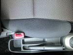 トヨタ イスト 室内前席周辺の嘔吐物汚れおよび使用汚れの車内クリーニング(清掃・洗浄・シミ抜き)後の写真19