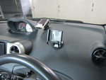 トヨタ イスト 室内前席周辺の嘔吐物汚れおよび使用汚れの車内クリーニング(清掃・洗浄・シミ抜き)後の写真11