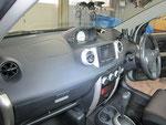 トヨタ イスト 室内前席周辺の嘔吐物汚れおよび使用汚れの車内クリーニング(清掃・洗浄・シミ抜き)後の写真35