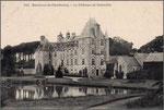 Le Chateau de Sotteville - Rommels Hauptquartier auf dem Cotentin Juni 1940