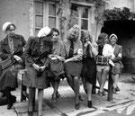 Auch deutsche Krankenschwestern gerieten in Gefangenschaft