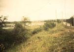 Die Straße nach Carentan im Herbst 1944