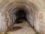 Der Hauptgang des Tunnelsystems