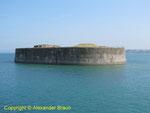 Fort de Chavagnac Nordansicht