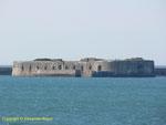 Fort de Chavagnac Südansicht