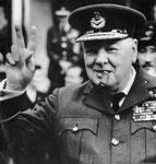 Premierminister Winston Churchill