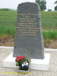 Monument für das 3rd Battalion, 115th Infantry Regiment bei Le Carrefour I