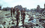St-Lo nach der Schlacht - Ein Ruinenfeld