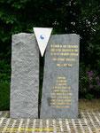 Denkmal 29th ID an der Kreuzung D6/D54 I