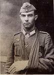 Oberleutnant zur See Walter Ohmsen - Kommandant der MKB Marcouf
