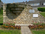 Denkmal für die 4th Infantry Division