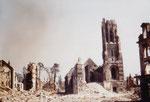 St-Lo nach der Schlacht - Ein Ruinenfeld VII