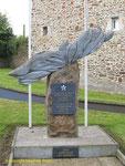 Denkmal für die 2nd Infantry Division I