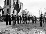 Feier anlässlich der Befreiung von Saint Sauveur le Vicomte
