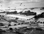 Anlandung von Nachschub in der Normandie I