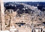 St-Lo nach der Schlacht - Ein Ruinenfeld VI