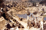 St-Lo nach der Schlacht - Ein Ruinenfeld III