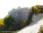 Luftwaffenstützpunkt Osteck - Einer von mehr als 30 Bunkern