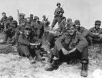 Mit dem Leben davon gekommen - deutsche Kriegsgefangene am UTAH Beach
