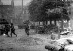 Taskforce C wird von einem deutschen Artillerieüberfall überrascht