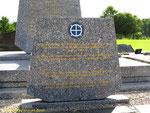 Gedenkstein für die 35th Infantry Division